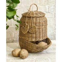 Potato onion basket